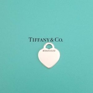 Tiffany & Co. Jewelry - Return To Tiffany & Co. Sterling Silver